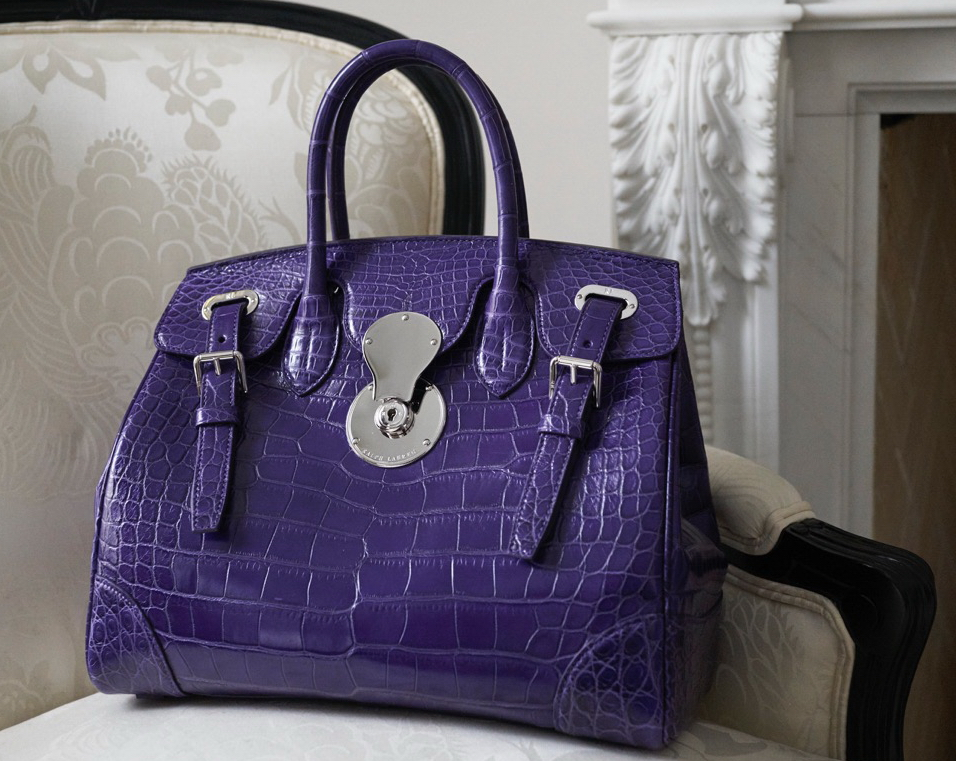 Ricky bag purple